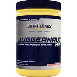 INFINITE LABS Juggernaut HP Crimson Punch 390 grams