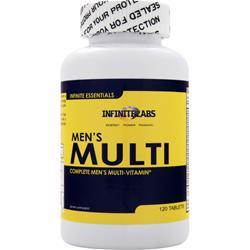 INFINITE LABS Men's Multi 120 tabs