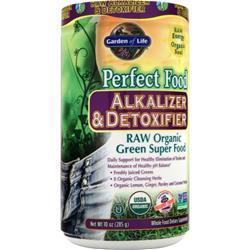 Garden Of Life Perfect Food Alkalizer & Detoxifier 10 oz