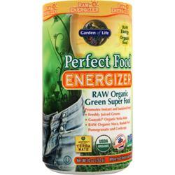GARDEN OF LIFE Perfect Food - Energizer 10 oz