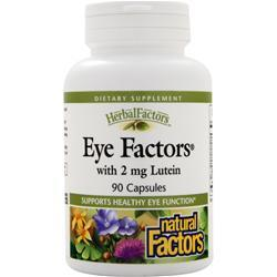Natural Factors Eye Factors with Lutein 90 caps