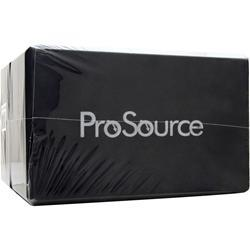 PRO SOURCE Yoga Blocks Black 2 unit