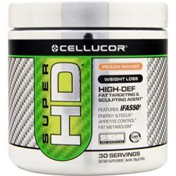 CELLUCOR Super HD Powder Peach Mango 180 grams