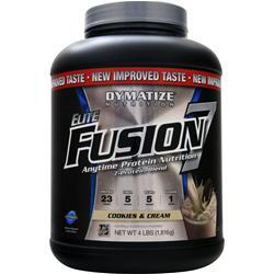 Dymatize Nutrition Elite Fusion 7 Cookies & Cream 4 lbs