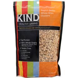 PEACEWORKS KIND Healthy Grains Peanut Butter Clusters 11 oz