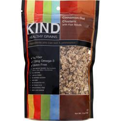 PEACEWORKS KIND Healthy Grains Cinnamon Oat with Flax 11 oz