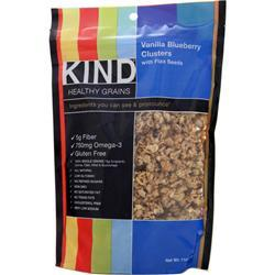 PEACEWORKS KIND Healthy Grains Vanilla Blueberry w/ Flax 11 oz