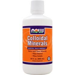 NOW Colloidal Minerals 32 fl.oz