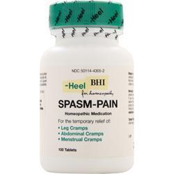 Heel BHI - Spasm-Pain 100 tabs