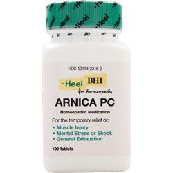 HEEL BHI - Arnica PC 100 tabs