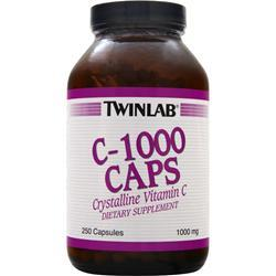 TWINLAB C-1000 250 caps