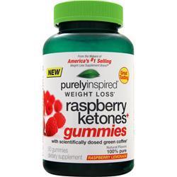 Iovate Purely Inspired - Raspberry Ketones Raspberry Lemonade 50 gummy