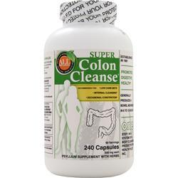 HEALTH PLUS Super Colon Cleanse 240 caps
