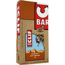 Clif Bar Clif Bar Banana Nut 12 bars