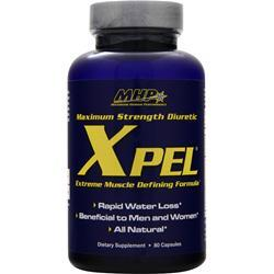MHP Xpel - Maximum Strength Diuretic 80 caps
