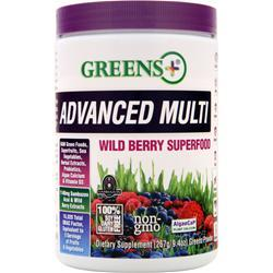 Greens Plus Greens Plus Wild Berry Burst 9.4 oz