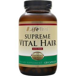 Lifetime Supreme Vital Hair 120 caps
