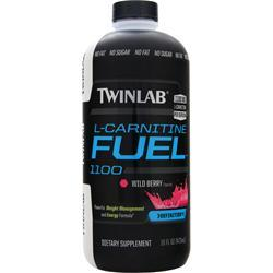 TWINLAB L-Carnitine Fuel 1100 Wild Berry 16 fl.oz