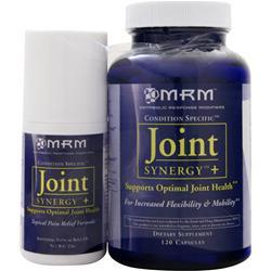 MRM Joint Synergy + Value Pack (Topical and Caps) 2 unit