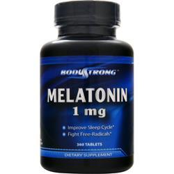 BodyStrong Melatonin (1mg) 360 tabs