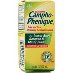 BAYER HEALTHCARE Campho-Phenique Liquid .75 fl.oz