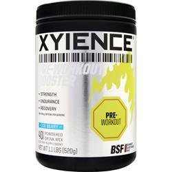 XYIENCE Pre-Workout Booster Ice Berry 1.1 lbs