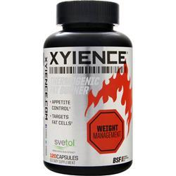 XYIENCE Thermogenic Fat Burner 120 caps