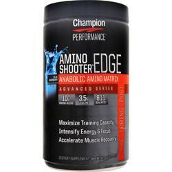 CHAMPION NUTRITION Amino Shooter EDGE Blue Raspberry 417 grams