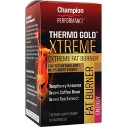 CHAMPION NUTRITION Thermo Gold Xtreme 90 caps