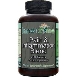 Innerzyme Pain & Inflamation Blend 250 tabs