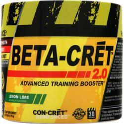 Con-Cret Beta-Cret 2.0 - Advanced Training Booster Lemon Lime 6.88 oz