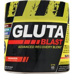 CON-CRET Gluta Blast - Advanced Recovery Blend Mandarin 8.04 oz