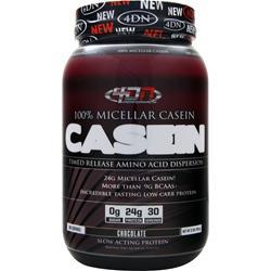4 DIMENSION NUTRITION 100% Micellar Casein Chocolate 2 lbs