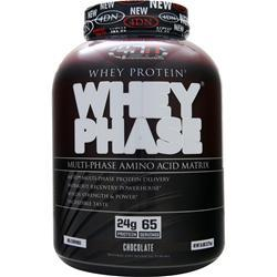 4 DIMENSION NUTRITION Whey Phase Chocolate 5 lbs