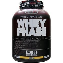 4 Dimension Nutrition Whey Phase Vanilla 5 lbs