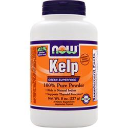 NOW Kelp Powder 8 oz
