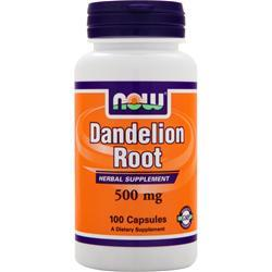 Now Dandelion Root 100 caps