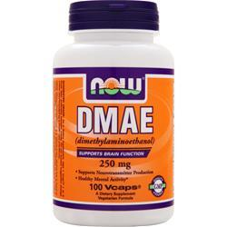 NOW DMAE (250mg) 100 vcaps