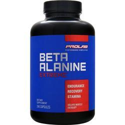 ProLab Nutrition Beta Alanine Extreme 240 caps