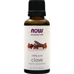 Now Clove Oil 1 fl.oz