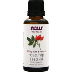 Now Rose Hip Seed Oil 1 fl.oz
