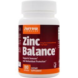 Jarrow Zinc Balance 100 caps