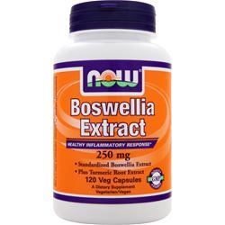 NOW Boswellia Extract (250mg) 120 vcaps
