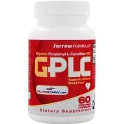 JARROW GPLC (Glycine Propionyl-L-Carnitine HCl) 60 vcaps