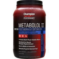 CHAMPION NUTRITION Metabolol II Plain 2.2 lbs