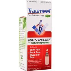 HEEL Traumeel Liquid 1.6 fl.oz