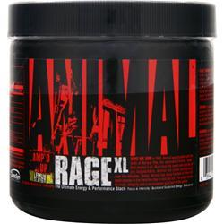 UNIVERSAL NUTRITION Animal Rage XL Lemon Slayed 146 grams
