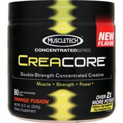 MUSCLETECH Creacore - Concentrated Series Orange Fusion 9.31 oz