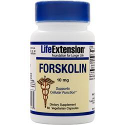 LIFE EXTENSION Forskolin (10mg) 60 vcaps
