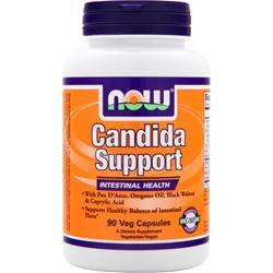 Now Candida Support 90 vcaps